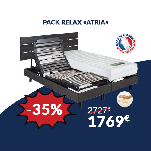 Pack RELAX Atria