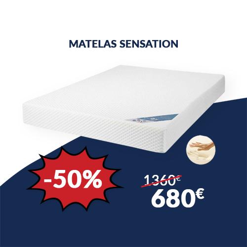 Matelas sensation
