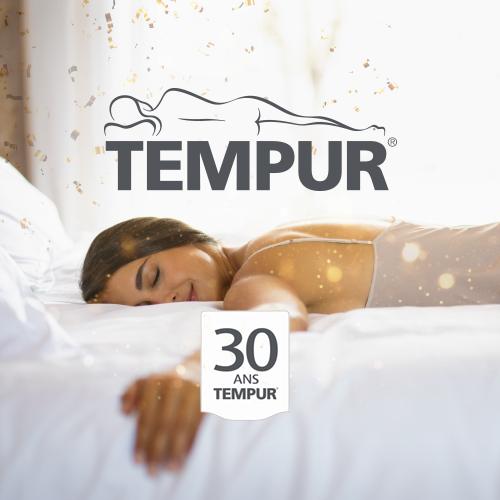 TEMPUR : Offre ANNIVERSAIRE jusqu'au 10 Novembre 2021