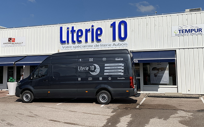 Magasin LITERIE 10